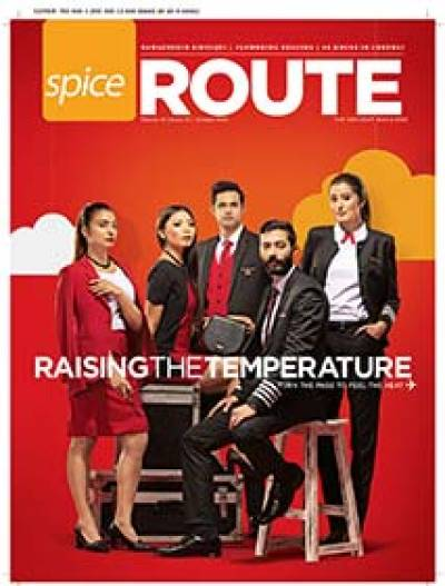 Spice Route – Inflight Magazine of Spicejet