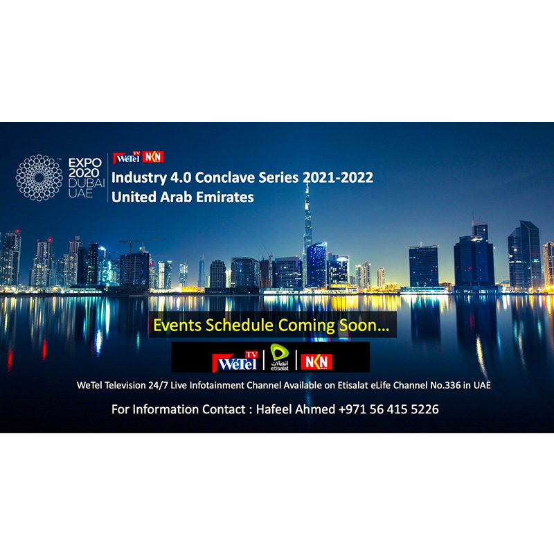 Industry 4.0 Conclave Series 2021-2022 – United Arab Emirates